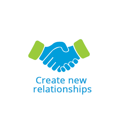 Create new relationships